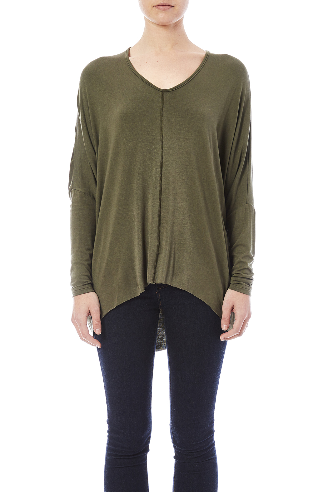New Prospects Dolman Top - Side Cropped Image