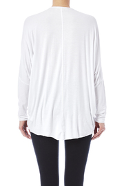 New Prospects Dolman Top - Back cropped