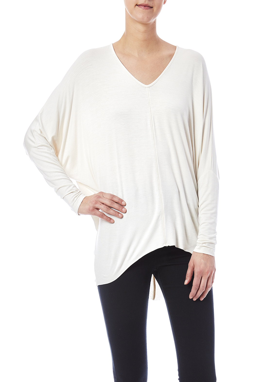 New Prospects Dolman Top - Front Cropped Image