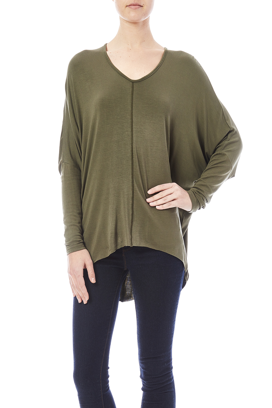 New Prospects Dolman Top - Main Image