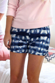 Hello Mello New Spring Mellow Shorts - Front cropped