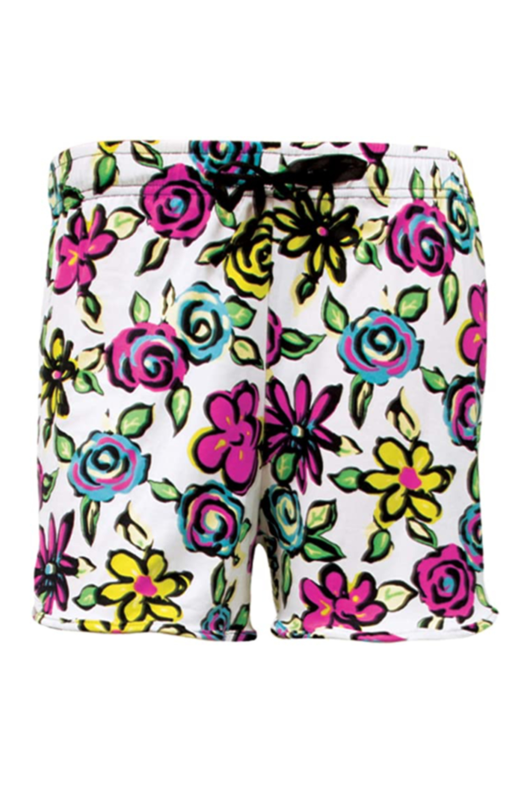 Hello Mello New Spring Mellow Shorts - Front Full Image