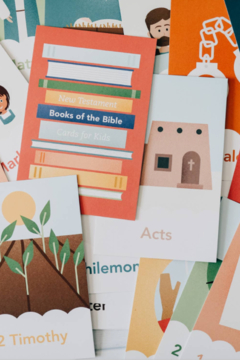 The Daily Grace Co New Testament Book of Bible Cards - Alternate List Image