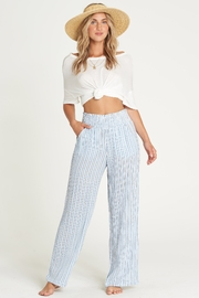 Billabong New Waves Striped Pants - Product Mini Image