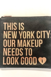 Breakups to Makeup New York City Makeup Clutch - Product Mini Image