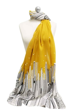 Cuccia Italia New York Scarf - Product List Image