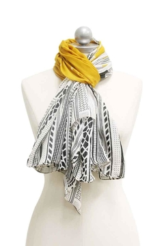 Cuccia Italia New York Scarf - Alternate List Image