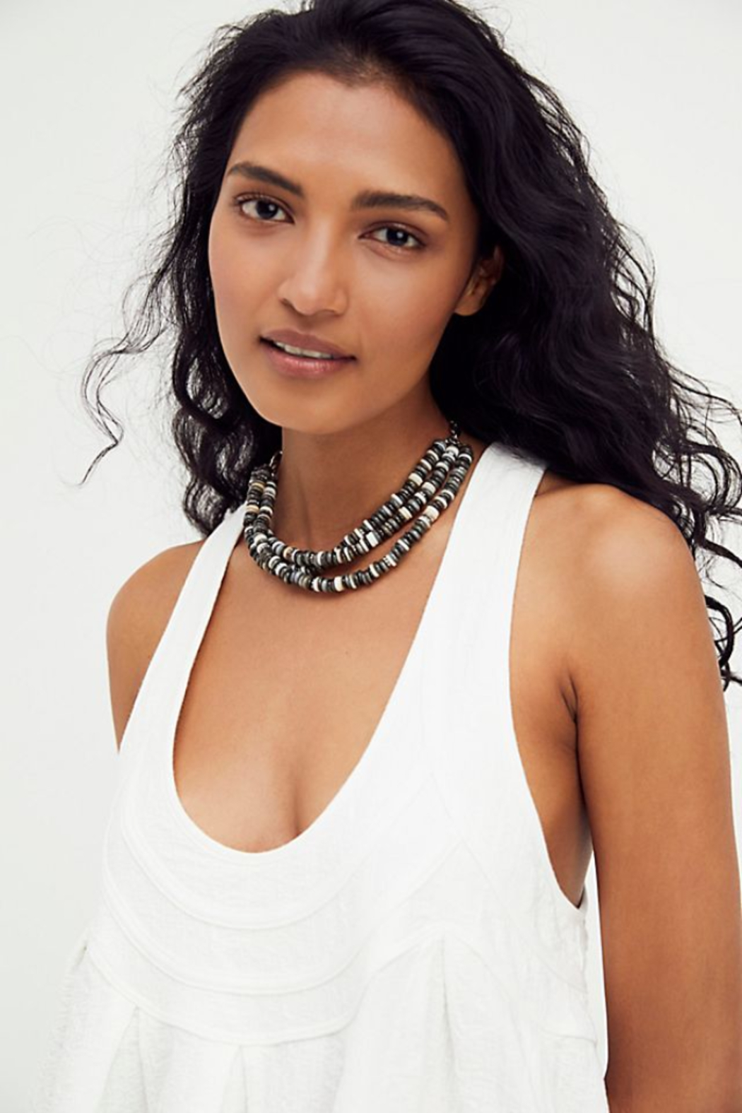 Free People  New You Tank - Side Cropped Image