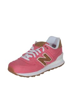 New Balance Pink Athletic Sneakers - Product List Image