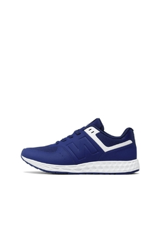 Shoptiques Product: Blue Running Sneakers