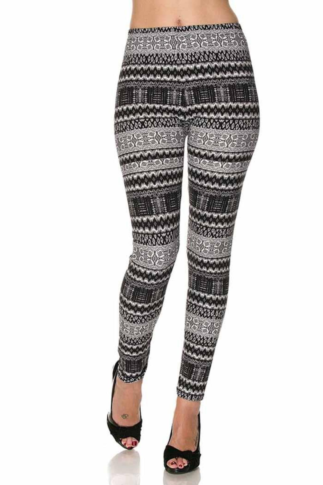 044d4d5a41052c New Mix Abstract Aztec Legging from New York by Avenue A — Shoptiques