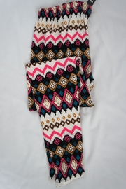 New Mix Aztec-Multicolor Leggings - Product Mini Image