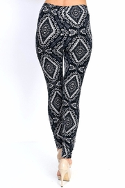 New Mix Black & White Prints Leggings - Other