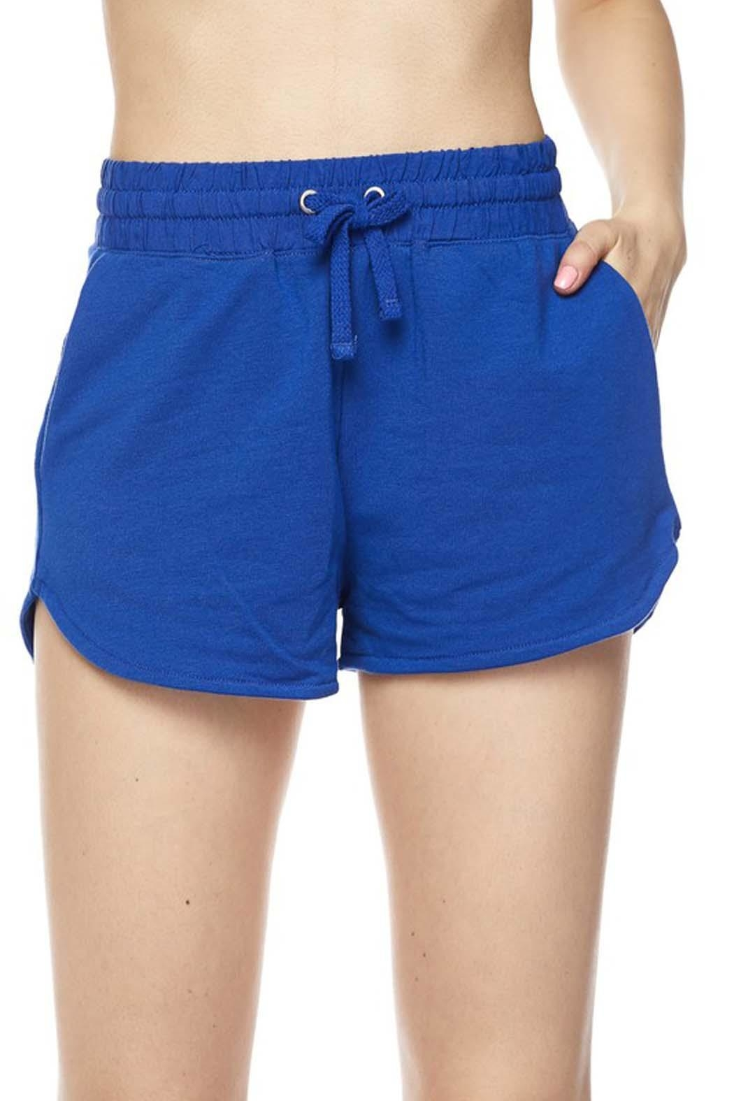 New Mix French Terry-Cloth Short - Main Image