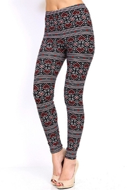New Mix Love Me Leggings - Front full body