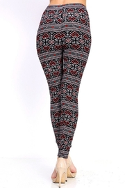 New Mix Love Me Leggings - Back cropped