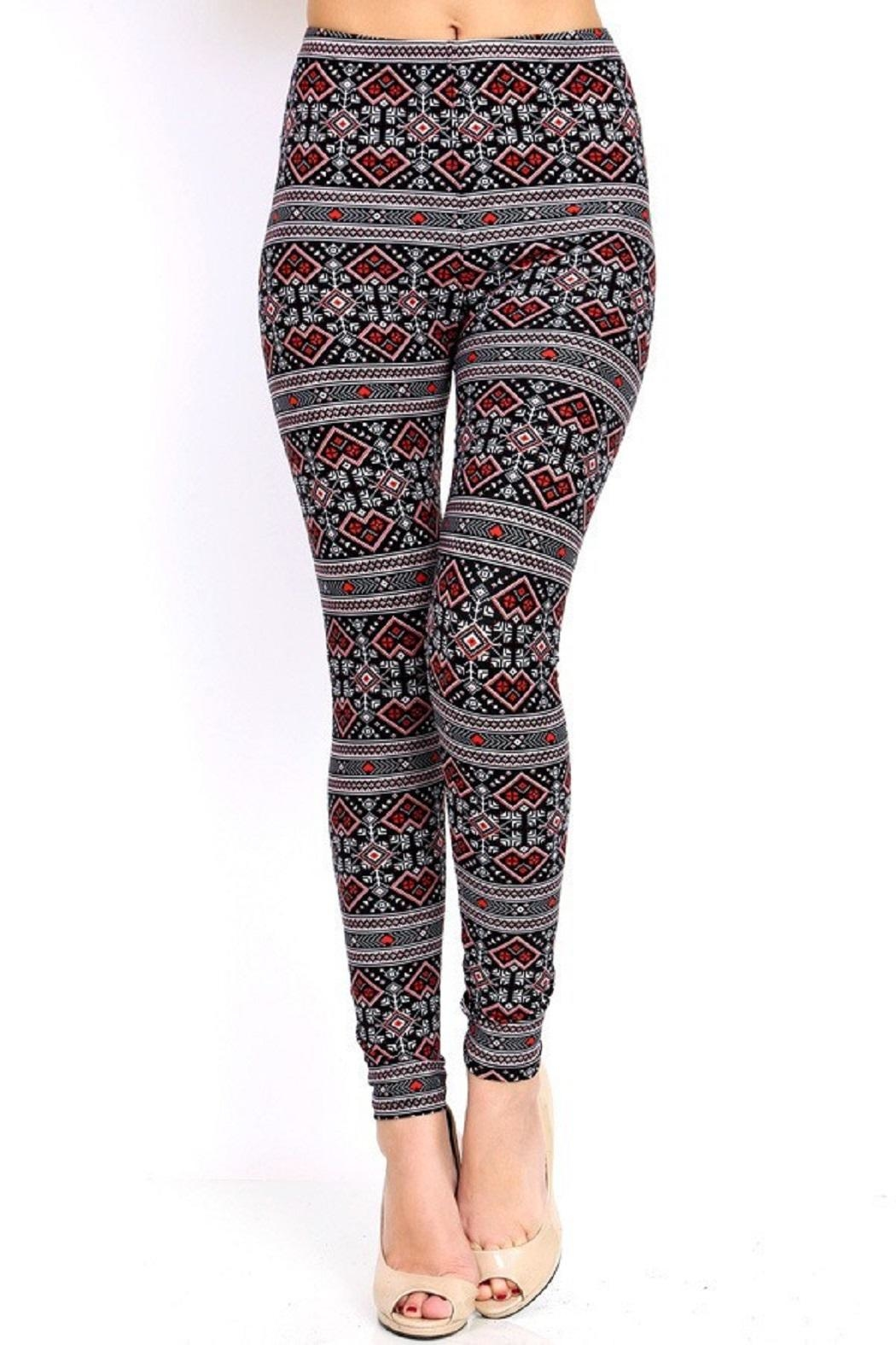 New Mix Love Me Leggings - Main Image