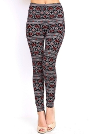 New Mix Love Me Leggings - Front cropped