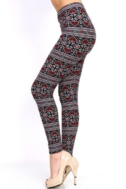 New Mix Love Me Leggings - Side cropped