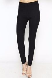 New Mix Solid Color Leggings - Product Mini Image