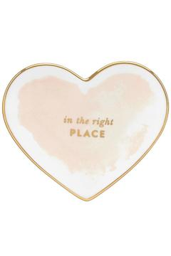 Shoptiques Product: Blush Heart Dish