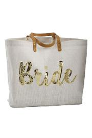 New Orientation Bride Tote - Front cropped