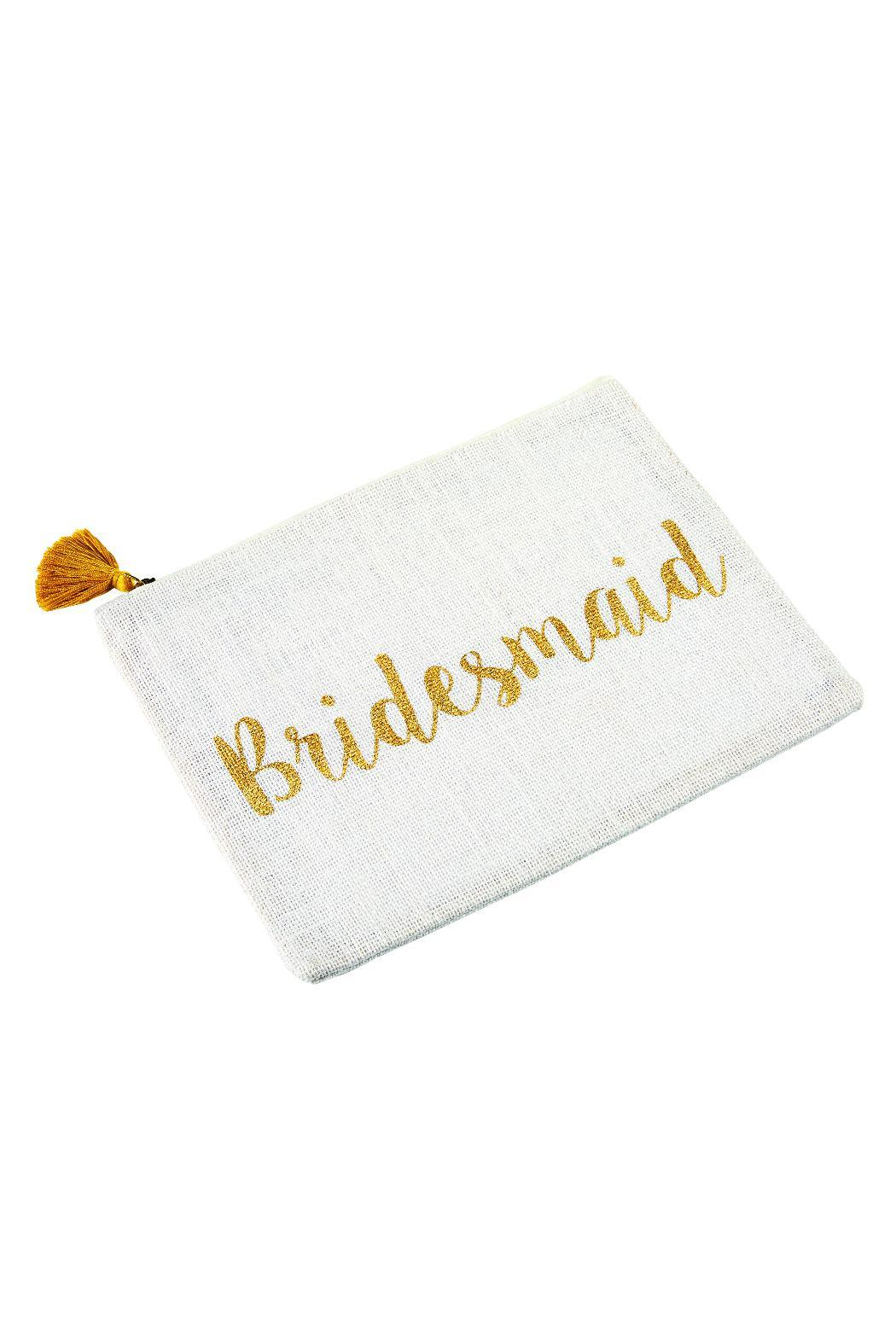 New Orientation Bridesmaid Carry-All Clutch - Main Image