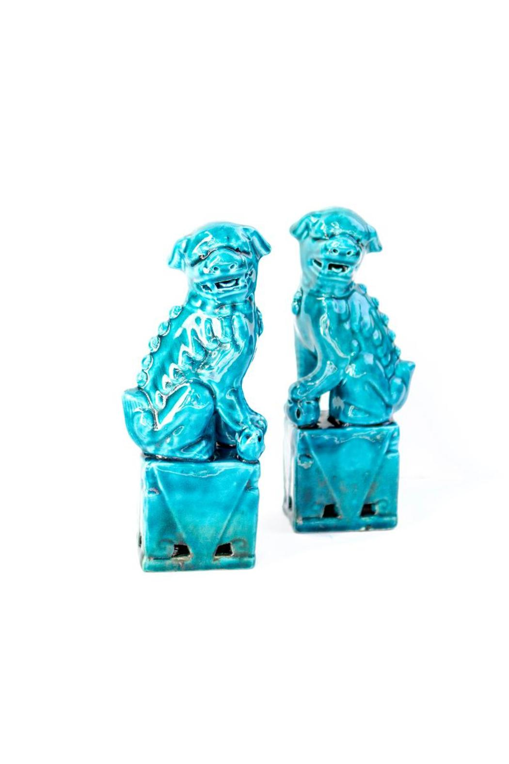 New Orientation Foo Dog Pair - Main Image