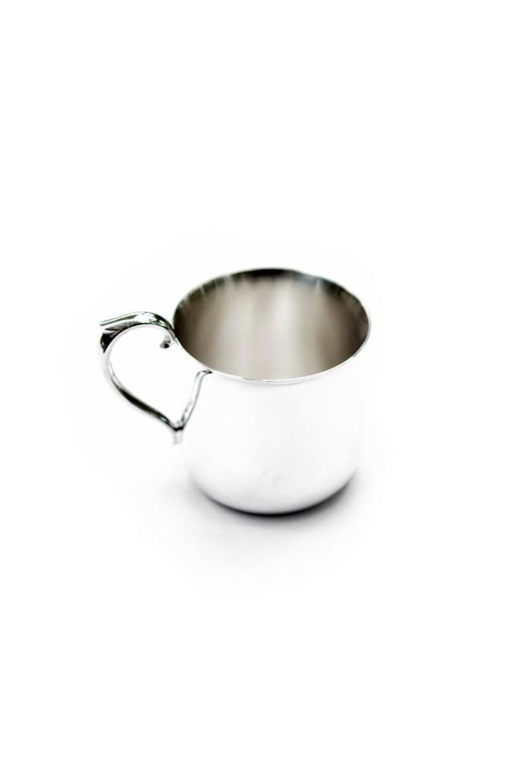 New Orientation Silver Baby Cup - Main Image
