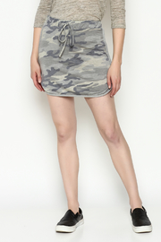 Newbury Camo Skirt - Product Mini Image