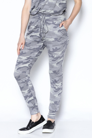 Newbury Kustom Camo Pants - Product Mini Image
