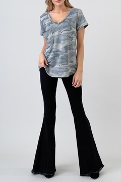 Shoptiques Product: Moody Bell Bottoms