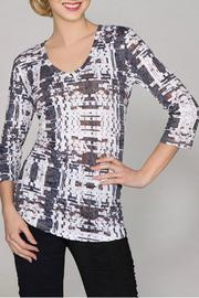 Newport Crinkle Abstract Top - Product Mini Image