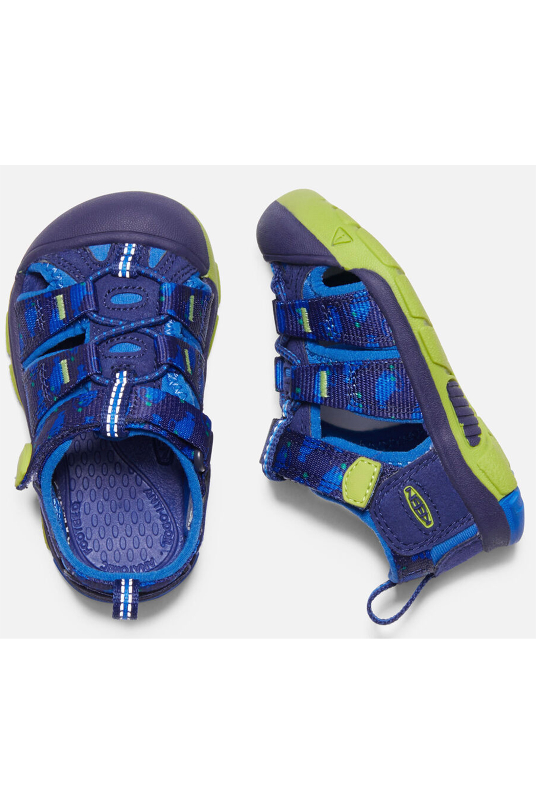 Keen Toddler's Newport H2 - Front Full Image