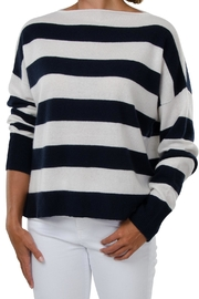 Cortland Park Cashmere Newport Sweater - Product Mini Image