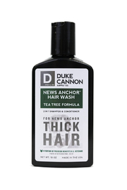 Duke Cannon NEWS ANCHOR 2-1 HAIR WASH - Product Mini Image