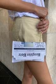 Handbag Express Newspaper bag - Product Mini Image