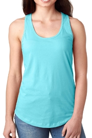 Next Level Extra Fries Tank - Back cropped