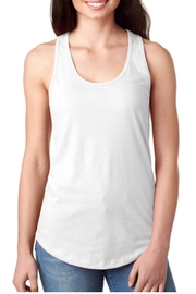 Next Level Extra Fries Tank - Front full body