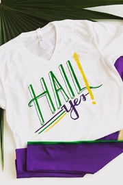 Next Level Hail Yes! Tee - Front cropped