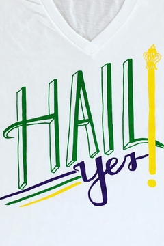 Next Level Hail Yes! Tee - Alternate List Image