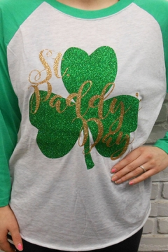 Shoptiques Product: Paddys Day Shirt