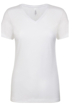 Shoptiques Product: Wifemomboss V-Neck Shirt