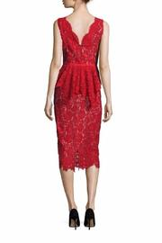 Nha Khanh Lace Sheath Dress - Front full body