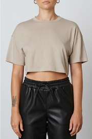 NIA Landon Crop Tee - Product Mini Image