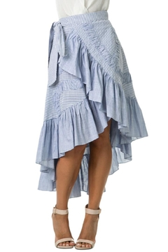 Shoptiques Product: Niagra Wrap Skirt