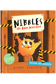 Usborne Nibbles The Book Monster - Product Mini Image