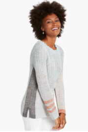 Nic + Zoe  Modern Love Sweater - Product Mini Image