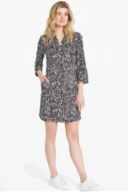 Nic + Zoe  Rain Dots Dress - Product Mini Image