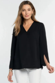 Nic + Zoe  Surface Blouse - Product Mini Image